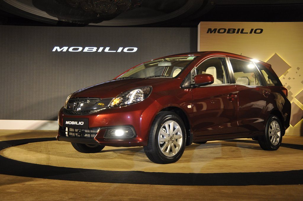 Honda Mobilio launch (2)