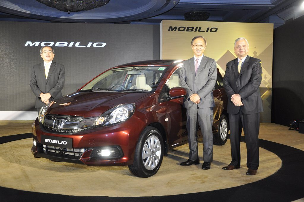 Honda Mobilio launch (3)