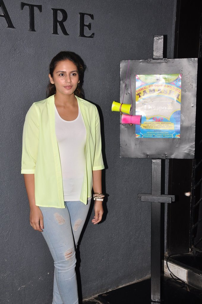 Huma qureshi thespo (2)