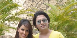 Sidhant Singh and Priti Sharma shoot for Hume Toh Lut Liya