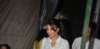 Jacqueline Fernandez on a casual day out