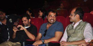 Anurag Kashyap at Katiyabaaz trailer video launch