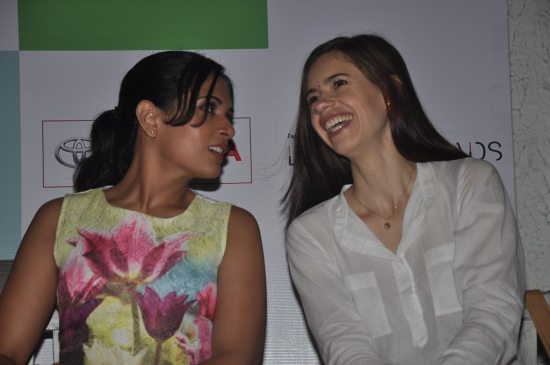 Kalki_and_richa_chadda_play17