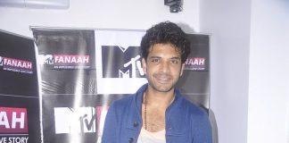 Rithvik Dhanjani, Karan Kundra and Ratan Rajput attend MTV Fanaah press event