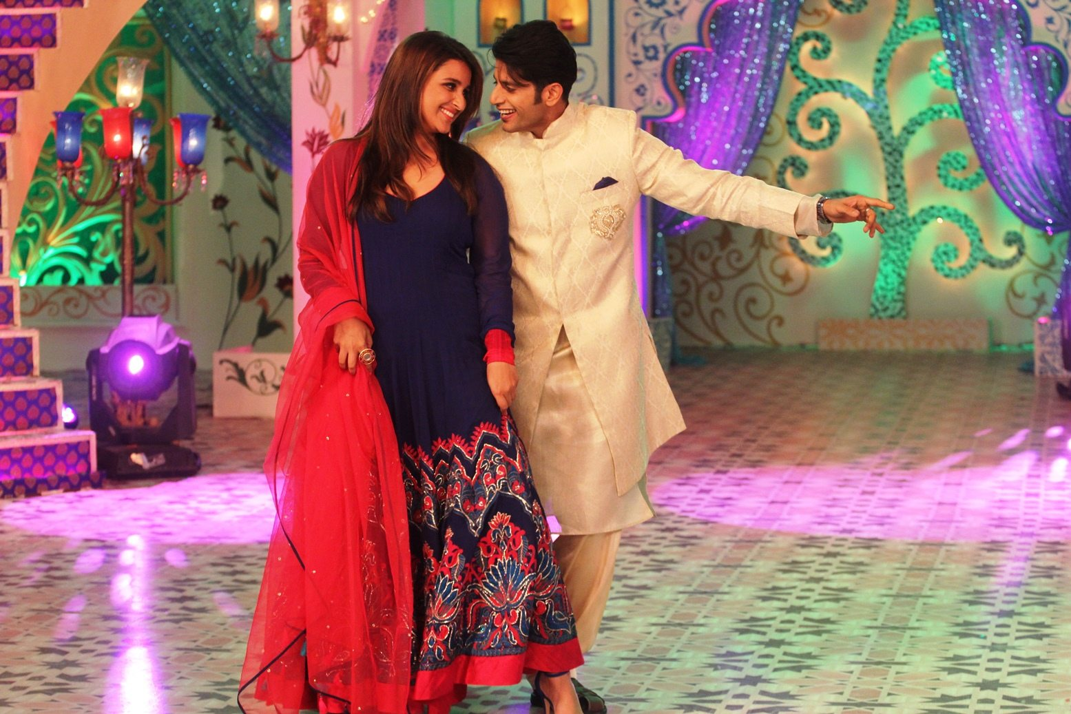 Parineeti and Aditya dawat e eid (5)
