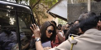 Preity Zinta provides witness details to police