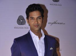 Celebrities attend Rahul Mishra Woolmark fashion show