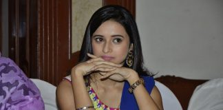 Rajpal Yadav and Pretty Shivani at Dagdabai Chi Chawl launch event
