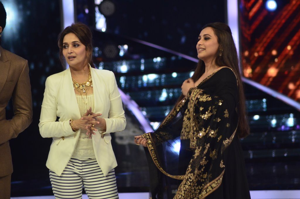 Rani on Jhalak (2)