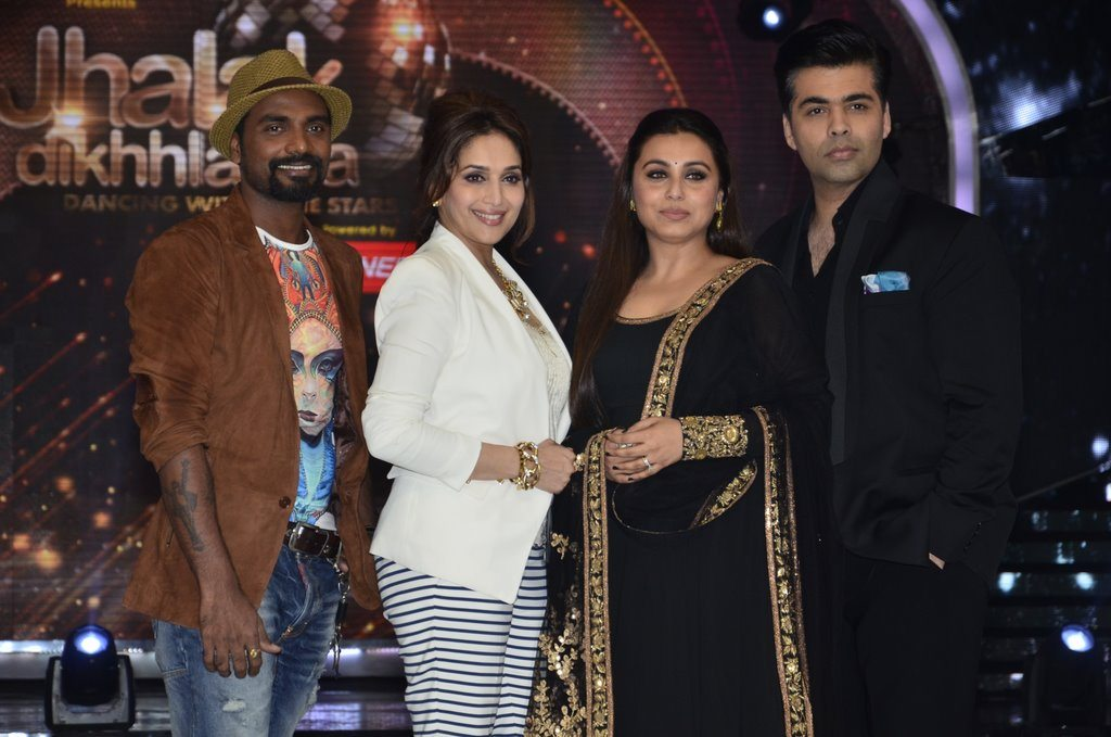 Rani on Jhalak (3)