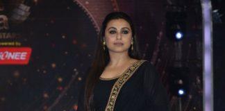 Rani Mukherji promotes Mardaani on Jhalak Dikhhla Jaa