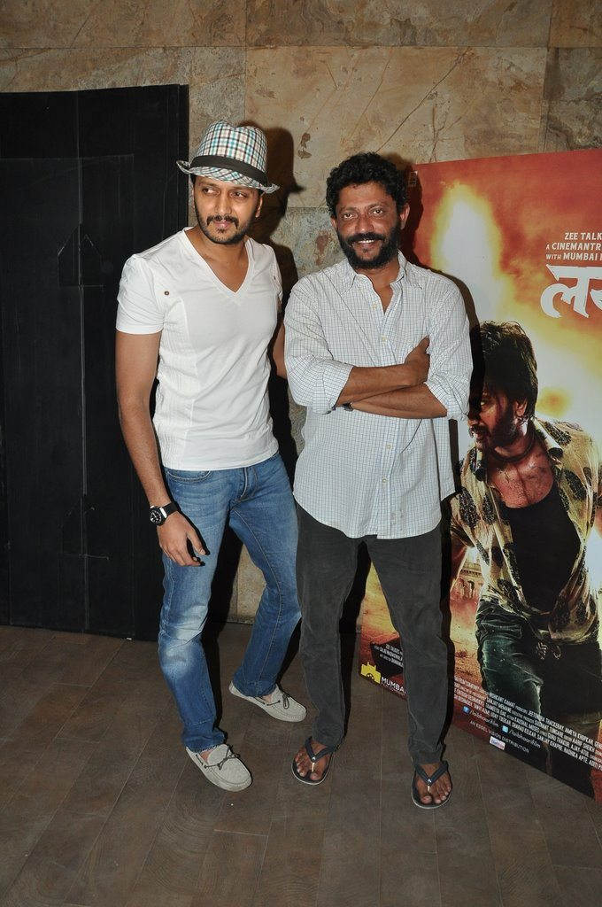 Riteish screening (1)