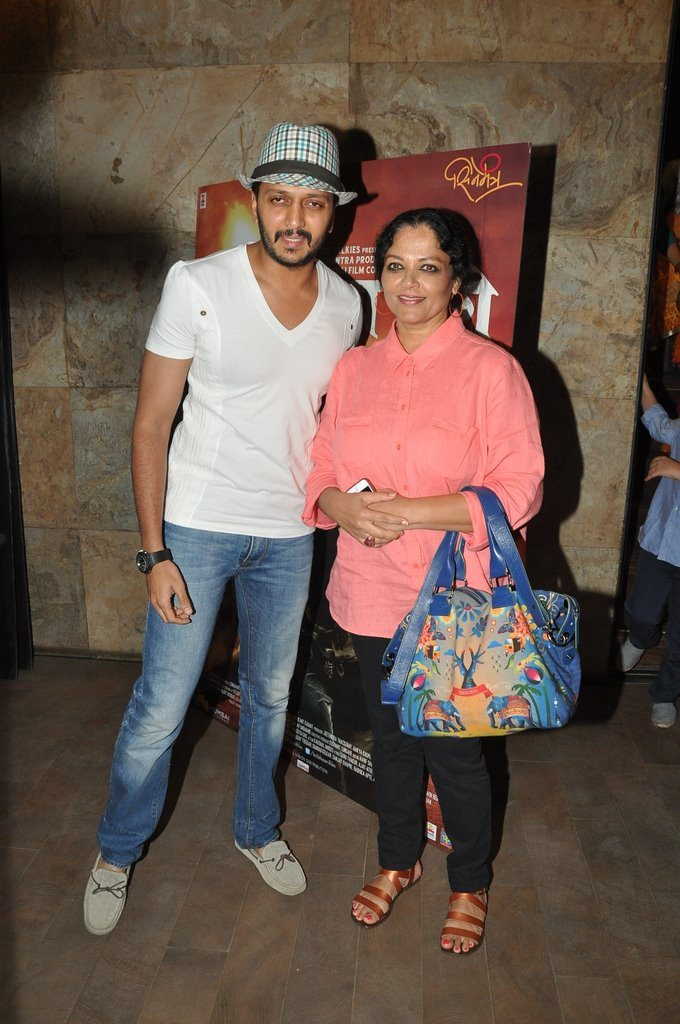 Riteish screening (2)