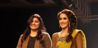 IIJW 2014 Photos – Sagarika Ghatge glows on the ramp with Ganjam Jewels