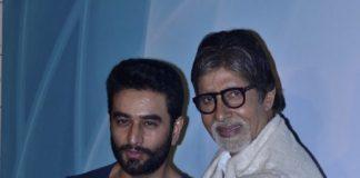 Amitabh Bachchan unveils Shekhar Ravjiani's Hanuman Chalisa