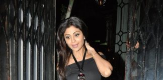 Shilpa Shetty, Raj Kundra and R Madhavan have a night out