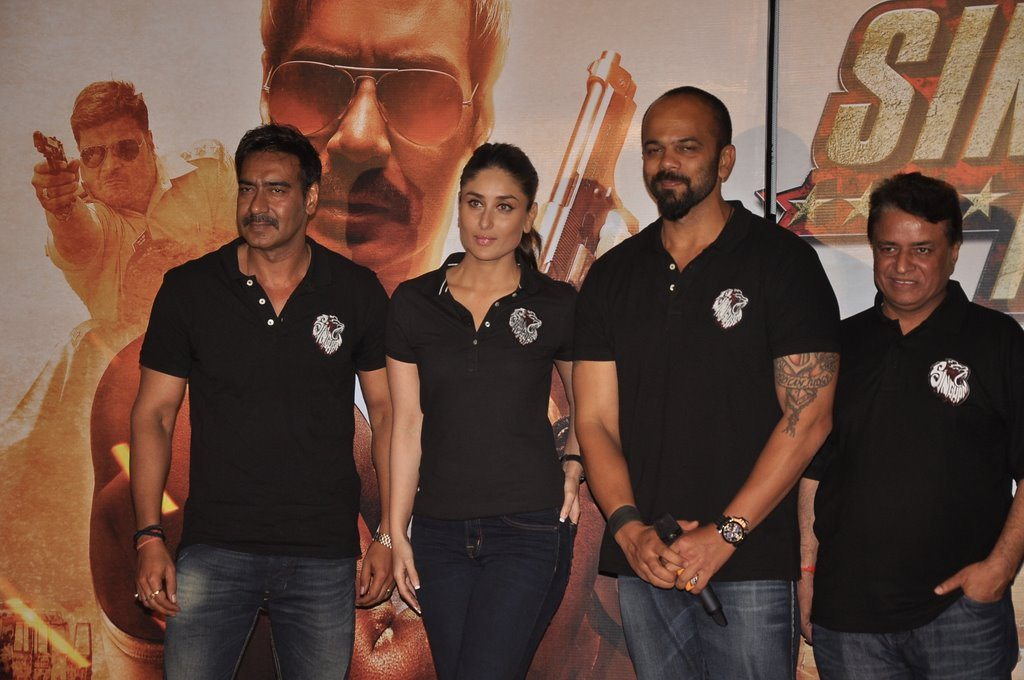 Singham trailer launch (1)
