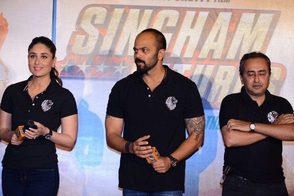 Singham trailer launch (2)
