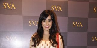 Mandira Bedi and Neha Sharma at Sonam and Paras SVA Studio launch