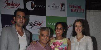 Richa Chadda and Kalki Koechlin gear up for Trivial Disasters