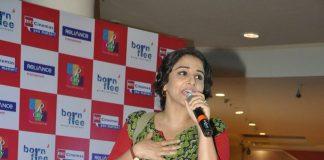 Vidya Balan promotes Bobby Jasoos at R City Mall