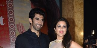 Aditya Roy Kapur and Parineeti Chopra launch Daawat-e-Ishq trailer video