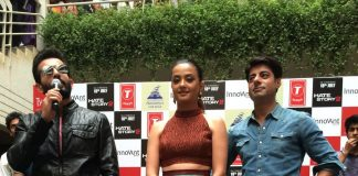 Hate Story 2 stars promote in Banglore