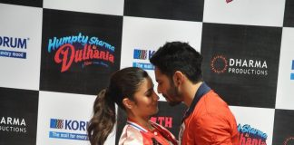 Humpty Sharma Ki Dulhaniya promotions in Mumbai