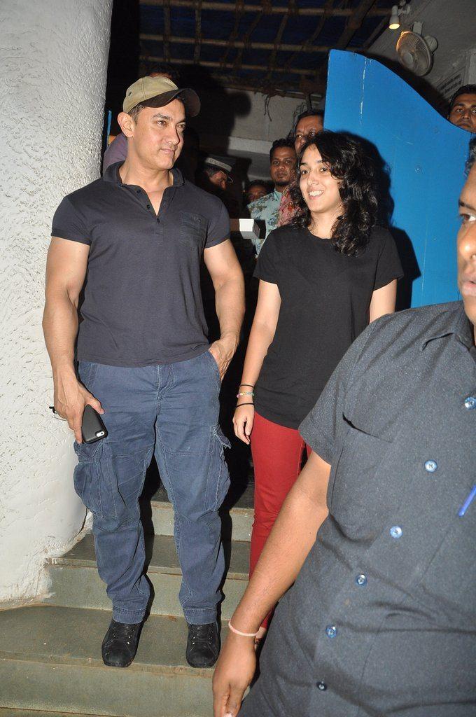 Aamir Khan ira khan (4)