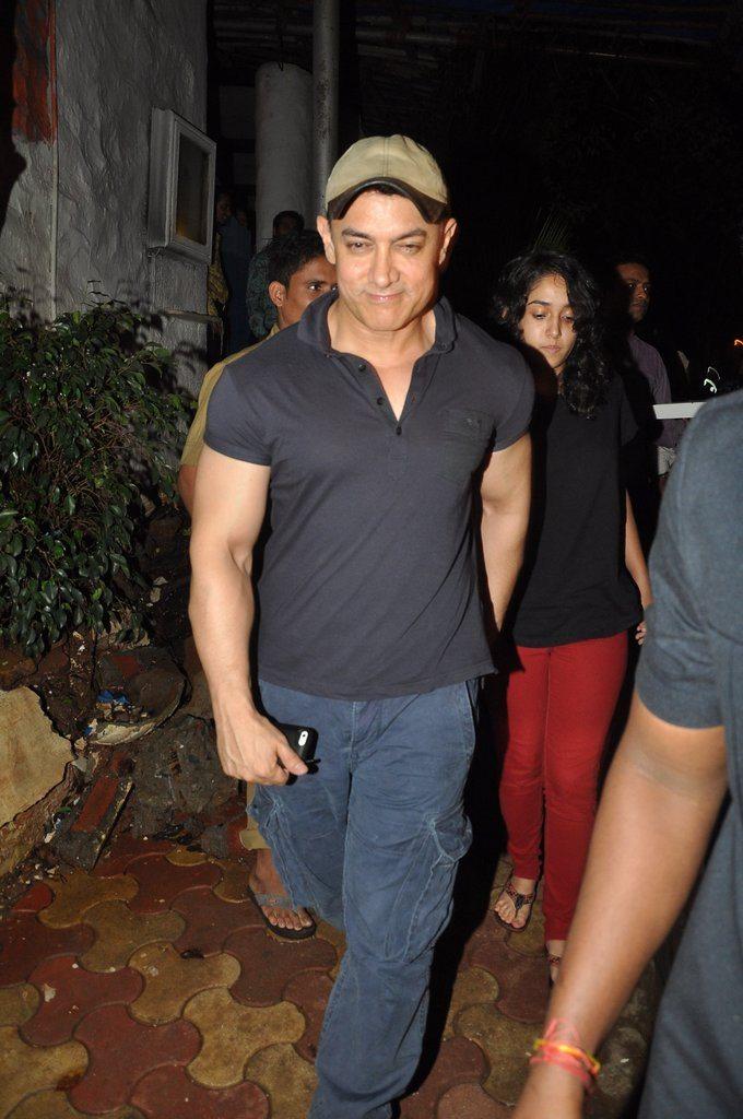 Aamir Khan ira khan (5)