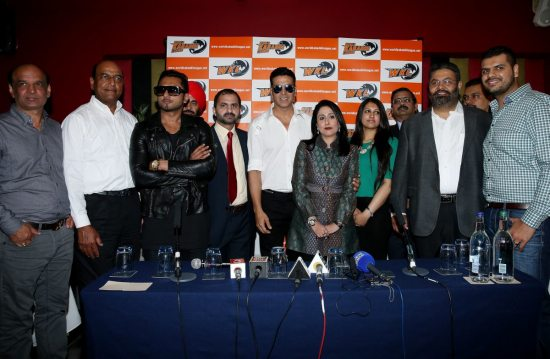 World Kabaddi League Press Conference