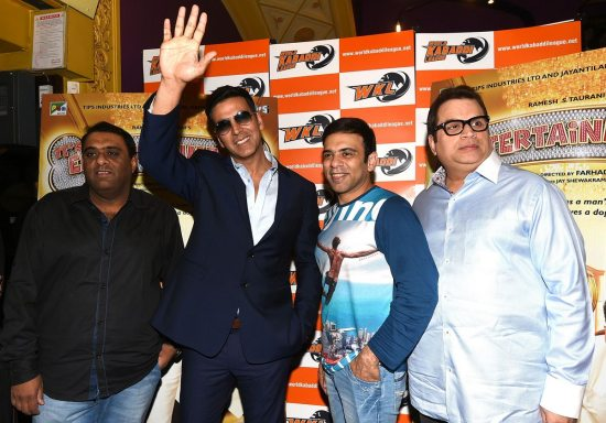 World Kabaddi League Film Premiere