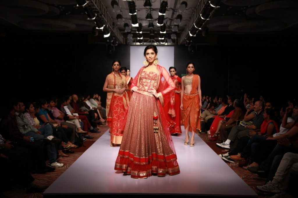 myntra bangalore fashion week day 2
