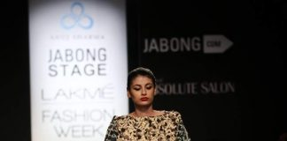 Lakme Fashion Week Winter/Festive 2014 Photos – Anuj Sharma showcases Grey Garden collection