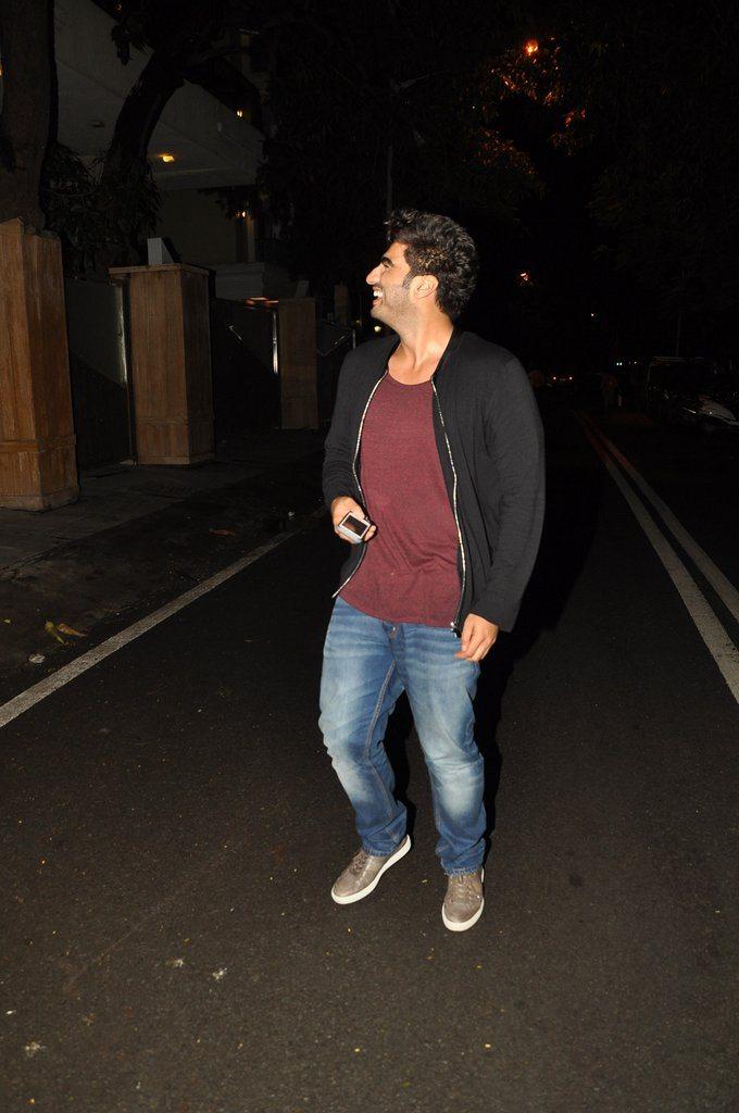 Arjun evening stroll (1)