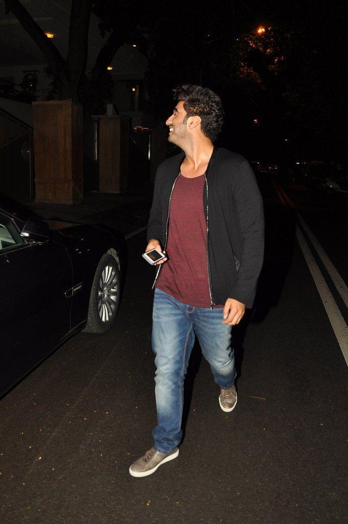 Arjun evening stroll (2)