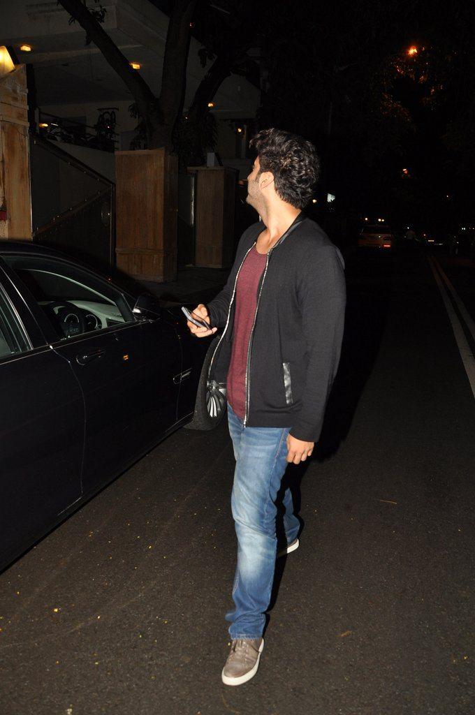 Arjun evening stroll (3)
