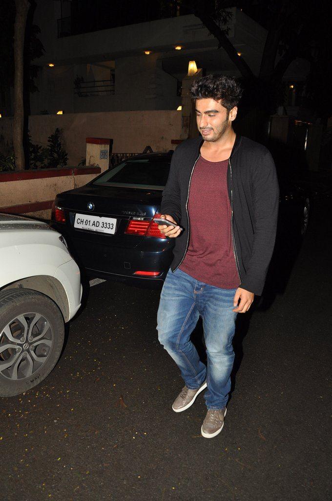 Arjun evening stroll (4)