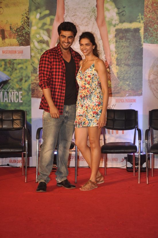 finding fanny's music launch