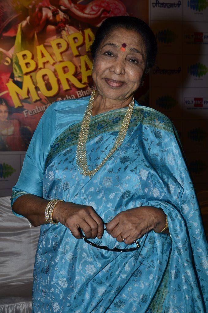 Asha Bhonsle album launch (2)