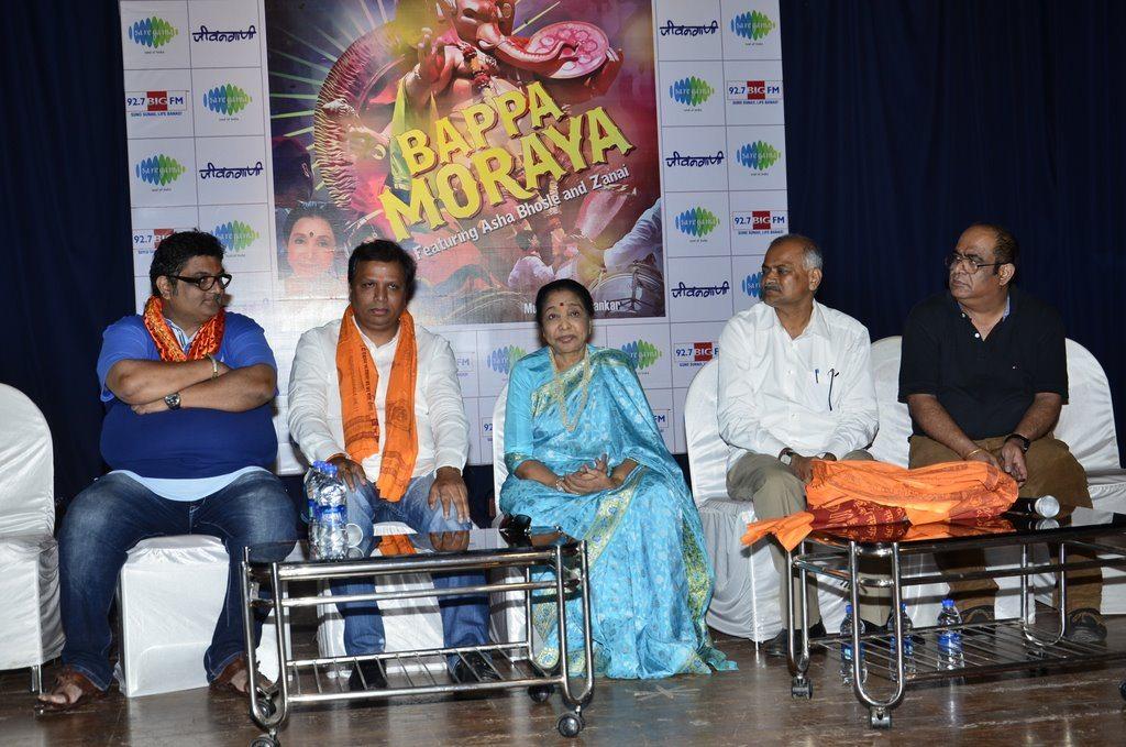 Asha Bhonsle album launch (6)