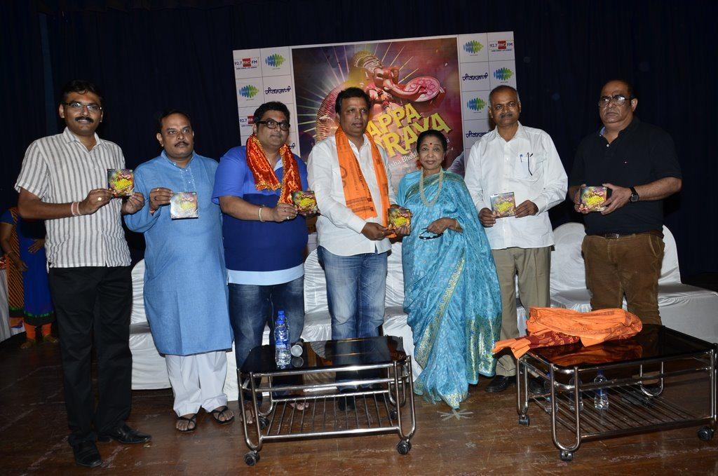 Asha Bhonsle album launch (8)