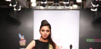 Bangalore Fashion Week 2014 Photos – Mugdha Godse walks  for Aslam Khan on Day 3