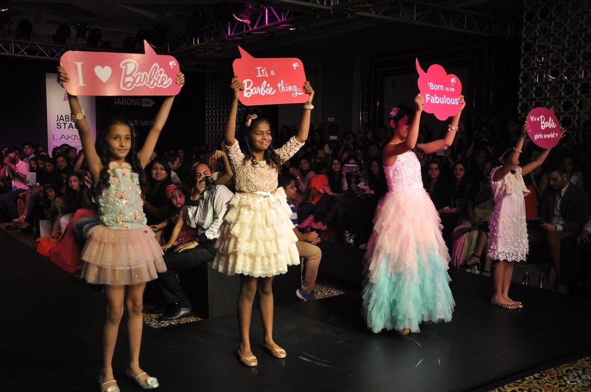 Barbie LFW  (6)