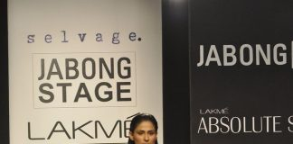 Lakme Fashion Week Winter/Festive 2014 Photos – Chandni Mohan reveals 'Selvage' on Day 4