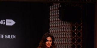 Lakme Fashion Week Winter/Festive 2014 Photos – Chitrangada Singh walks for Harshita Chatterjee