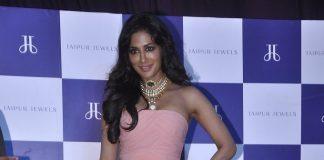 Chitrangada Singh promotes Jaipur Jewels