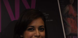 Dia Mirza launches Savvy magazine cover