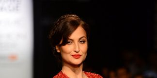 Lakme Fashion Week Winter Festive 2014 Photos – Elli Avram sizzles in red