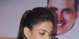 Akshay Kumar and Tamannaah Bhatia promote Entertainment in Banglore